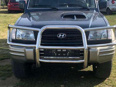 gebraucht Hyundai Galloper 2.5 TCI SUV / Geländewagen
