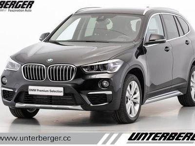brugt BMW X1 xDrive18d xLine Aut. SUV / Geländewagen,
