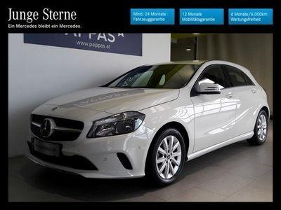 gebraucht Mercedes A180 d Austria Edition