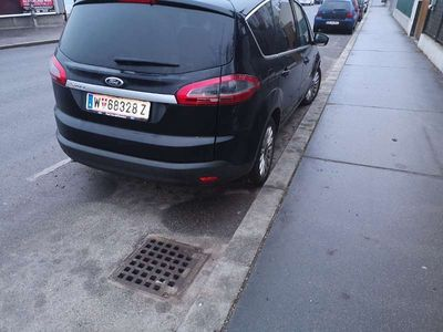 gebraucht Ford S-MAX Titanium 2.0D Kombi / Family Van
