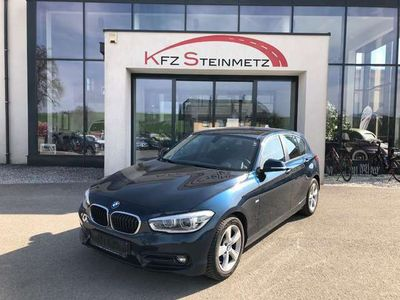 gebraucht BMW 116 d Sport Line Lim. 5-trg. (F20)