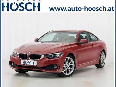 gebraucht BMW 420 i Coupe Advantage Aut. LP:52.862.-€