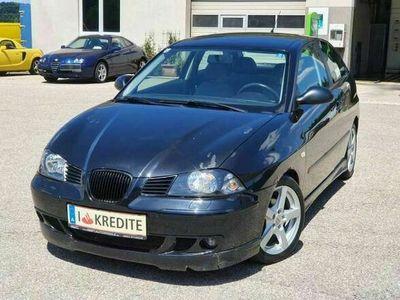 gebraucht Seat Ibiza Signo 1,4 TDI PD- Klima - Euro 4 - Voll Fahrbereit