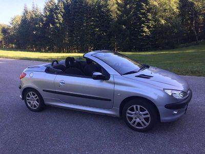 gebraucht Peugeot 206 CC Cabrio 1.6 / Roadster