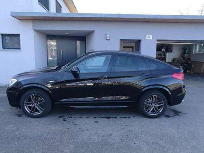 gebraucht BMW X4 xDrive20d F26 B47/M-Sportpaket