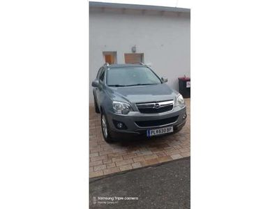brugt Opel Antara 2,2 CDTI Style DPF Start/Stop System