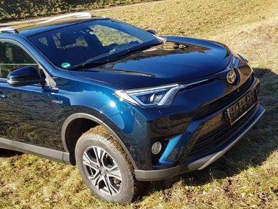 gebraucht Toyota RAV4 2,5 Hybrid 4x4 Style Selection