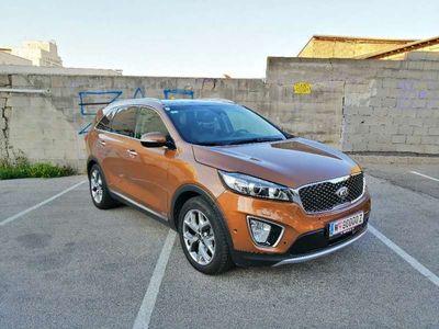 gebraucht Kia Sorento Platin AWD Automatik SUV / Geländewagen
