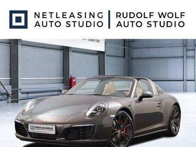 gebraucht Porsche 911 Targa 4S 3.0 Styling/Klima/Xenon/Sportpaket