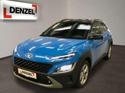 gebraucht Hyundai Kona Trend Line 1,6 CRDi 4WD 48V DCT k1dt1-O2