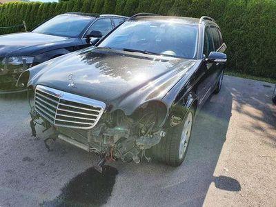 gebraucht Mercedes E320 CDI 4-Matic E -Klasse T-Modell (BM 211)