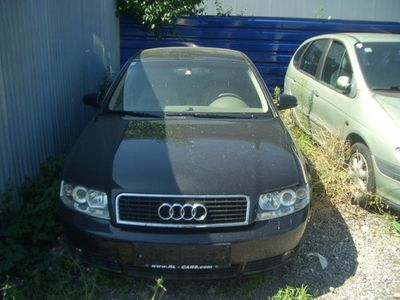 used Audi A4 2,5 TDI quattro