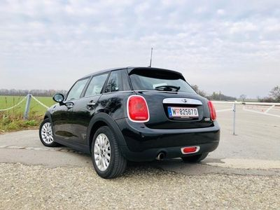 brugt Mini Cooper Top Ausstattung Garantie bis 12.2019