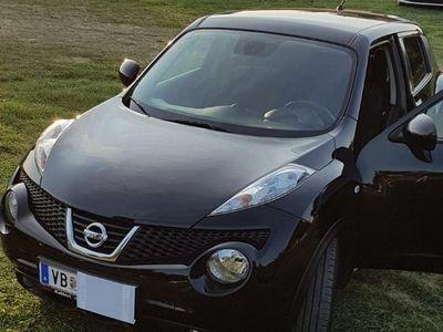 used Nissan Juke 1,6 Acenta CVT