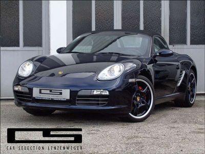gebraucht Porsche Boxster S 3,2*Serivcegepflegt*Ö-Auto*