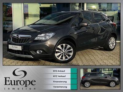gebraucht Opel Mokka X 1,6 CDTI BlueInjection Innovation Start/Stop System