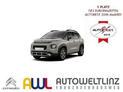 gebraucht Citroën C3 Aircross PureTech 82 5-Gang-Manuell Austria Edition