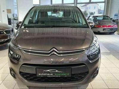 gebraucht Citroën C4 Picasso Seduction ++Erstbesitz++