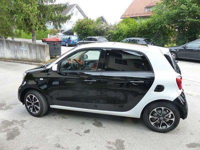 gebraucht Smart ForFour passion twinamic 52kw Klein-/ Kompaktwagen