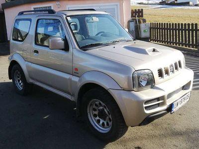 gebraucht Suzuki Jimny SUV / Geländewagen,