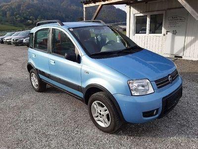 gebraucht Fiat Panda 4x4 Climbing Klein-/ Kompaktwagen