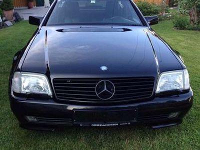 gebraucht Mercedes SL500 SL-KlasseCabrio / Roadster