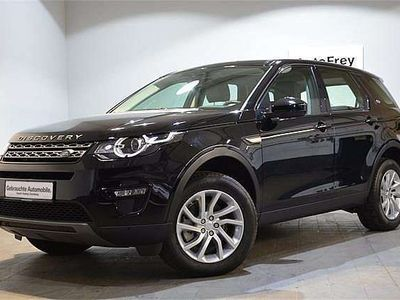 brugt Land Rover Discovery Sport 2,0 TD4 4WD SE