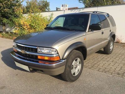 gebraucht Chevrolet Blazer 4x4 Automatik Voll Ausstattung SUV / Geländewagen