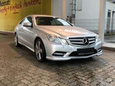 gebraucht Mercedes E220 BlueEfficiency CDI Aut. AMG-Styling