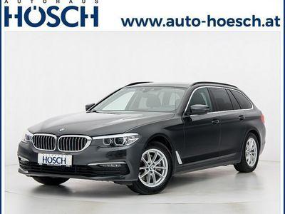 gebraucht BMW 520 d Touring Aut. LP:67.252.-/mtl.243.-*