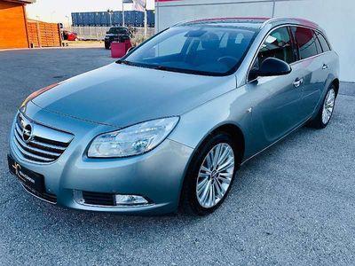 gebraucht Opel Insignia ST 2,0 Edition CDTI DPF Aut. Kombi / Family Van