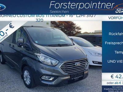 gebraucht Ford Custom Tourneo2,0 TDCi 310 L2 Titanium Aut.