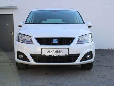 gebraucht Seat Alhambra Style 2,0 TDI CR DPF mit Ö-Paket und Mehr!