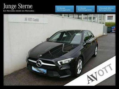 gebraucht Mercedes A180 d Aut. LED*Navi*Teilleder*Kamera*Automatik