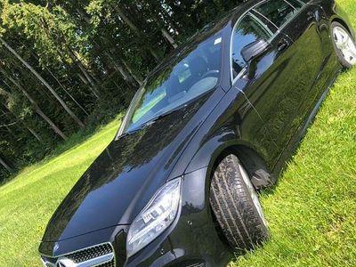 gebraucht Mercedes CLS350 Shooting brake SB AMG 4matic bluetec Kombi / Family Van,