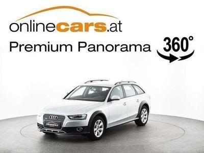 gebraucht Audi A4 Allroad quattro 2,0 TDI XENON NAVI AHK MEGAP... Kombi / Family Van,