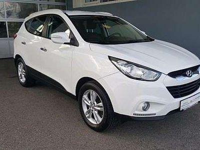 gebraucht Hyundai ix35 2,0 CRDi Premium 2WD SUV / Geländewagen