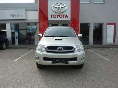gebraucht Toyota HiLux DK 4WD 3,0 D-4D 170 Aut.