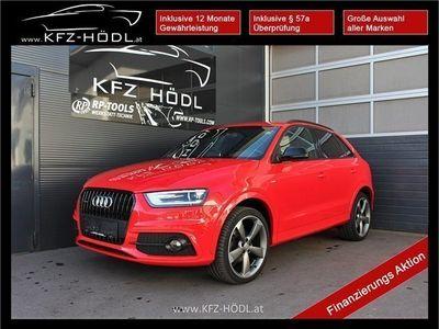 gebraucht Audi Q3 2,0 TDI quattro DPF S-tronic