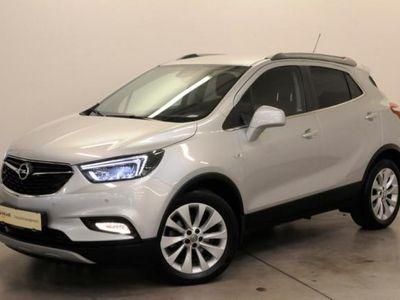 gebraucht Opel Mokka X 1,6 CDTI Innovation Start/Stop System SUV / Geländewagen