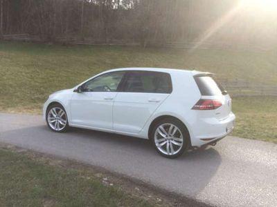 gebraucht VW Golf Highline 1,6 BMT TDI