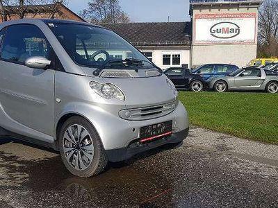 gebraucht Smart ForTwo Coupé 0,7 Liter Benziner Panoramdach Sportwagen /