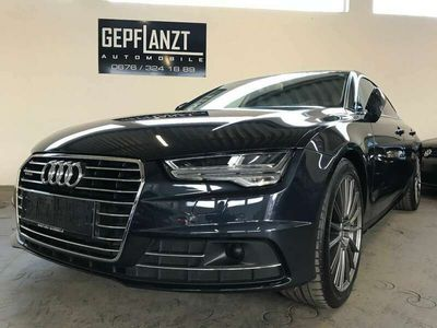 gebraucht Audi A7 Sportback 3,0TDI quattro S-tron*MATRIX*ASSIST*EXCLUSIVE*