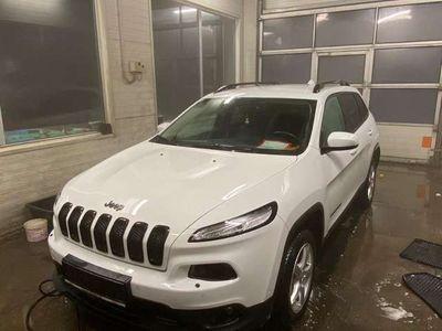 gebraucht Jeep Cherokee 2.2 Multijet AWD Night Eagle Modell SUV / Geländewagen