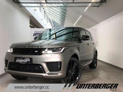 gebraucht Land Rover Range Rover Sport 3,0 SDV6 HSE-Dynamic