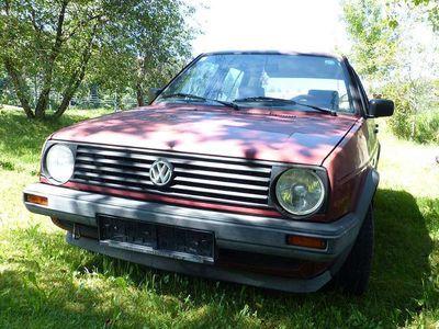 gebraucht VW Golf II Rabbit Klein-/ Kompaktwagen