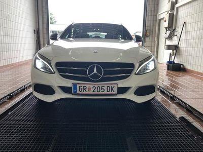 gebraucht Mercedes C220 d T Avantgarde