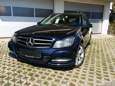 gebraucht Mercedes C300 T CDI Avantgarde BlueEfficiency 4MATIC Aut.
