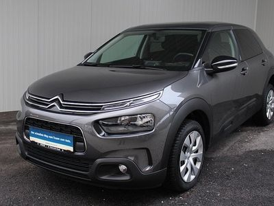 gebraucht Citroën C4 Cactus BlueHDi 100 S&S Manuell Feel Navigation Einparkhi