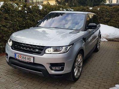 used Land Rover Range Rover Sport 3.0 SDV6 HSE Dynamic Vollst Ausstattung. Leasbar SUV / Geländewagen,